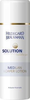 Hildegard Braukmann Solution Medilan Körper Lotion 150 ml