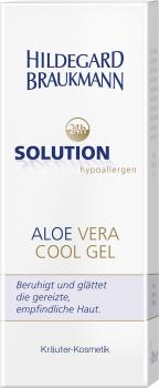 Hildegard Braukmann Solution Aloe Vera Cool Gel 50 ml