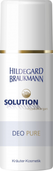Hildegard Braukmann Solution DEO PURE 75 ml