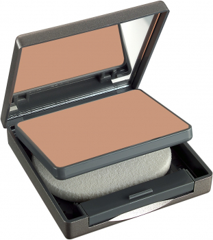 "Hildegard Braukmann Coloured Emotions COMPACT Make Up ""Sand"""