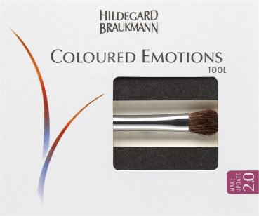 Hildegard Braukmann Coloured Emotions Doppel-Applikator für Eye Shadow