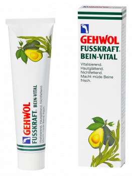 GEHWOL FUSSKRAFT Bein Vital 125 ml