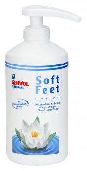 GEHWOL FUSSKRAFT Soft Feet Lotion 500 ml