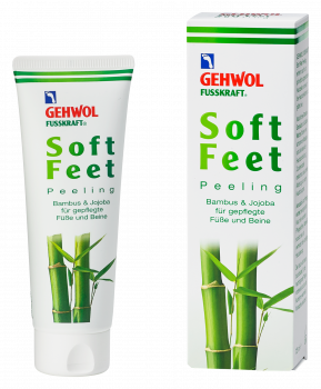 GEHWOL FUSSKRAFT Soft Feet Peeling 125 ml