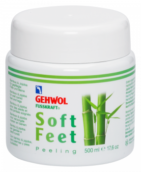 GEHWOL FUSSKRAFT Soft Feet Peeling 500 ml