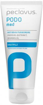 Peclavus PODOmed AntiMYX Fußcreme 100 ml