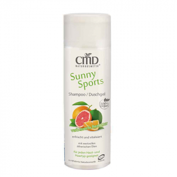 CMD - Sunny Sports Shampoo/Duschgel 200 ml