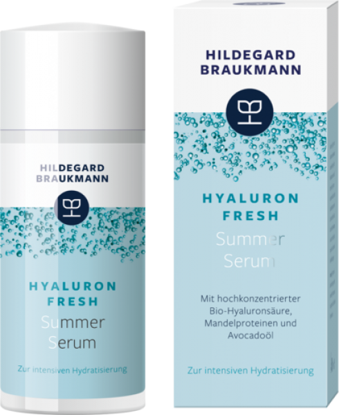 Hildegard Braukmann Hyaluron Fresh! Summer Serum 30 ml