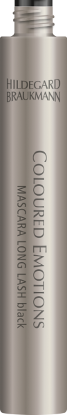 Hildegard Braukmann Coloured Emotions MASCARA LONG LASH