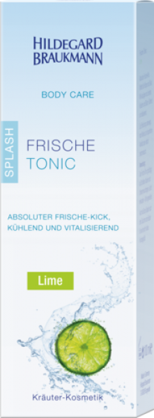 Hildegard Braukmann Body Care FRISCHE TONIC Lime 100 ml